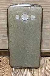 Силиконовый чехол-накладка Remax 0.2 mm для Meizu M3/M3s (Black)