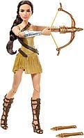 """""""Чудо женщина"""" воин, DC Wonder Woman Bow-Wielding Doll"""
