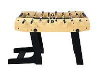 Настольный футбол складной, игровой стол - 121 х 61 х 81см, фото 2
