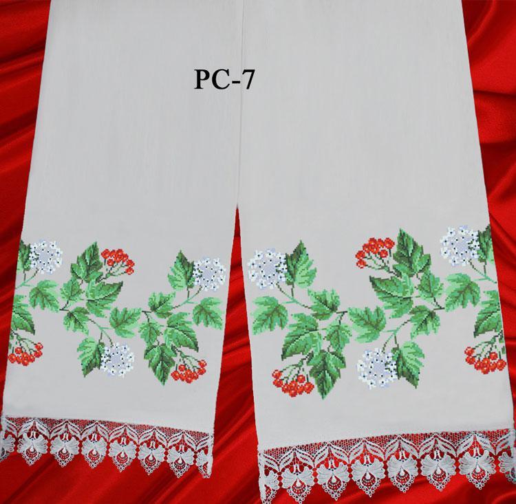 Рушник для вышивки (заготовка)