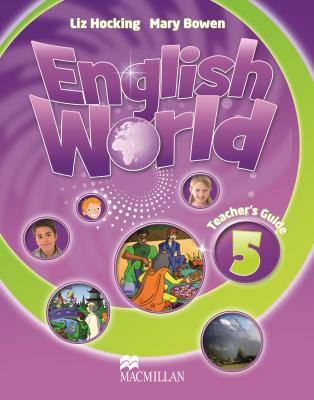 English World 5 Teacher's Guide with Pupil's eBook