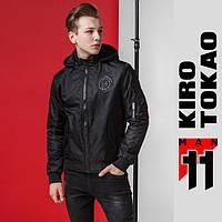Куртка-Бомбер демисезонный Kiro Tokao - 9981-1H черный