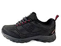 Мужские кроссовки Columbia Firecamp waterproof, чёрные