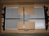 Радиатор охлождения CHEVROLET  CRUZE, OPEL  ASTRA J (пр-во Nissens) 630724