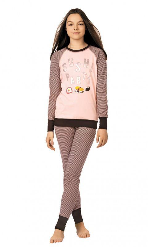 Підліткова піжама для дівчини Wadima 70471
