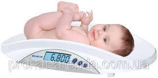 Весы для взвешивания новорожденных