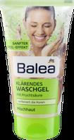 Гель для умывания с фруктовыми кислотами Balea Waschgel klärend, 150 мл