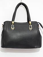 Молодежная сумка матовый кож.зам черный, фото 1