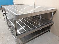 Стол для формирования сыра 2100х1200х850