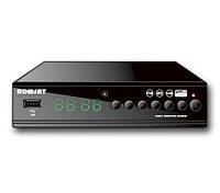 ТВ-ресивер DVB-T2 ROMSAT T2090