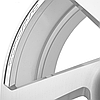 CONCAVO 5D Brushed Silver, фото 4