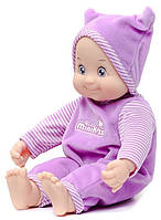 Кукла SMOBY Minikiss интерактивная