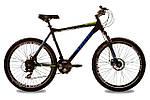 """Горный велосипед ARDIS INSPIRON  26"""" 21"""" Черный / Синий"""