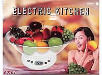 Весы кухонные NEW STAR EK-01