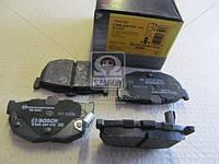 Торм колодки дисковые (пр-во Bosch) 0 986 424 418