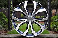 Литые диски R17 7.5j 5x112 et40 на VW PASSAT GOLF V VI VII SKODA, авто диски Ауді Шкода Фольксваген