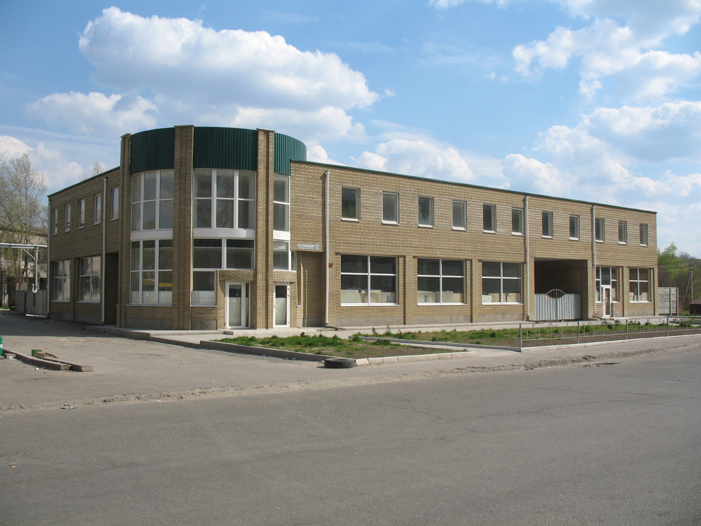 Станция технического обслуживания в г. Днепропетровске