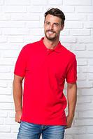 Поло футболка мужская, под логотип, разные цвета, JHK, Испания от XS до XXL