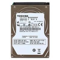 """Жесткий диск для ноутбука 500 Гб Toshiba, SATA 2, 8Mb, 5400 rpm (MQ01ABD050), накопитель винчестер HDD 2.5"""" 500 Gb"""
