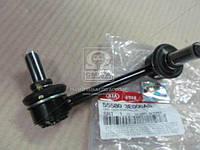 Стойка стабилизатора заднего левая (пр-во Mobis) 555803E000AS