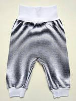 Штаны полоска для новорожденных (74 интерлок) Интеркидс