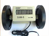Электронный счетчик измеритель длины DJ96S