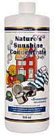 """Органическое, универсальное моющее и чистящее средство """"Концентрат Sunshine""""."""