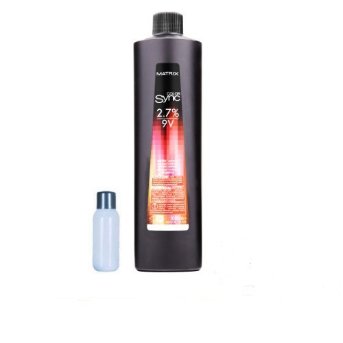 Активатор для безаммиачных красок Matrix Color Sync 2,7% 9 VOL,1000 ml