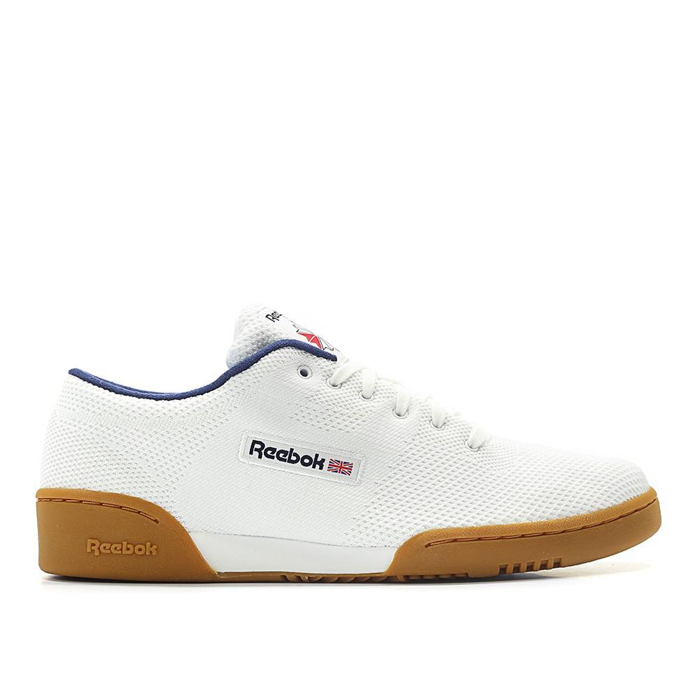 Оригинальные кроссовки Reebok Workout Clean OG Ultraknit - Sport-Sneakers - Оригинальные  кроссовки - Sneakerhead 1c188460e51