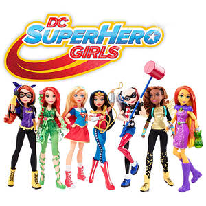 Супер Героїні / DC Super Hero Girls