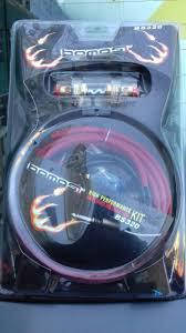 Комплект проводов для сабвуфера/усилителя BS-320
