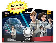 Disney Infinity 3.0 Star Wars Rise Against the Empire SKYWALKER LEIA