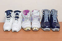 Лыжное обувь с дефектами  три пары за 75грн  б/у из Германии
