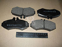 Колодка торм. MB SPRINTER/VITO передн. (пр-во ABS) 37095