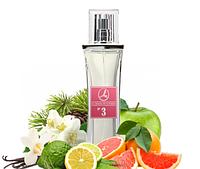 Аромат Lambre №3, цветочно-ориентальный с соблазнительной сладостью, аналог LADY MILLION – Paco Rabanne