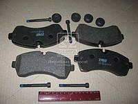Колодка торм. MB SPRINTER передн. (пр-во TRW) GDB1696