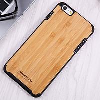 "Деревянная накладка Nillkin Knights Series для Apple iPhone 6/6s (4.7"") Черный"