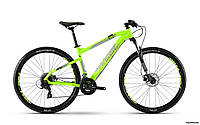 Велосипед Haibike Seet HardNine 2.0, 2018, 45 см, зеленый