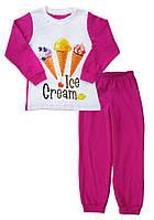 Пижама для девочки Мороженое