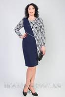 Платье женское элегантное гипюр  оптом и в розницу