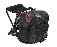 Рюкзак со стулом для рыбака