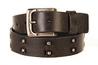 Ремень Levi's® Distressed Leather & Rivets belt for men