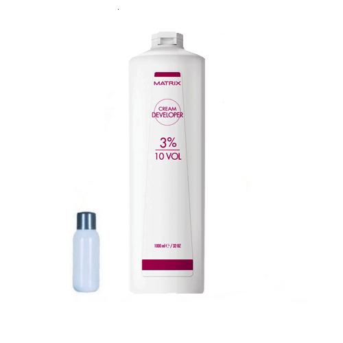 Крем-оксидант Matrix Creme Oxydant 3 % 10 VOL,1000 ml