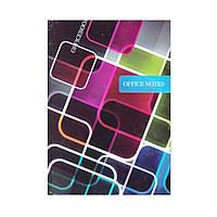 Блокнот А5 твёрдая обложка, 96 л. Цветная головоломка