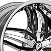 DIABLO ANGEL Chrome with Black Inserts, фото 2