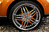 DIABLO ANGEL Chrome with Custom Painted Inserts, фото 2