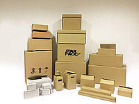 Гофроящики ( картнонные коробки )