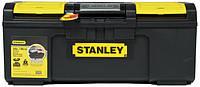"""Ящик инструментальный  """"Stanley Basic Toolbox"""" пластмассовый 59.5 x 28 x 26 (уп.3)"""