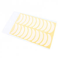 Подушечки  (патчи) для наращивания ресниц новые без гидрогеля (50шт в упаковке)