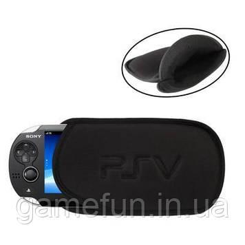 Мягкий Чехол PS Vita (Black) (PCH-1000 2000)